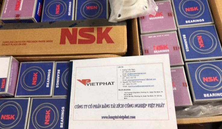 gối bạc đạn inox 304 NSK