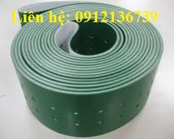 Đột lỗ băng tải PVC