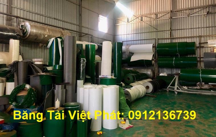 băng tải PVC Việt Phát