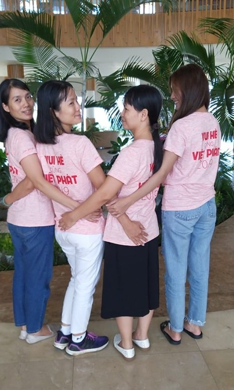 Băng Tải Việt Phát - kỳ nghỉ hè Quy Nhơn