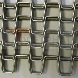 Kansai stainless steel mesh belt FW series