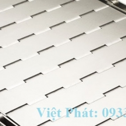Stainless steel conveyor closed box