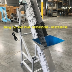 Portable food PU conveyor