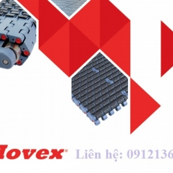 Movex plastic chain conveyor