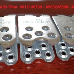 PVC conveyor and the rubber belt joint fish-bone hooks