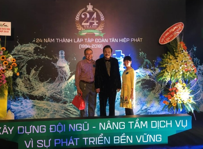 Băng Tải Việt Phát & Tân Hiệp Phát