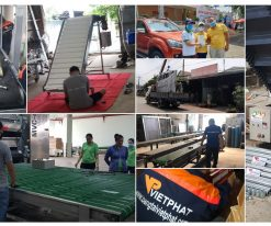 Conveyor design and fabrication