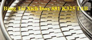 Băng tải xích 881-TAB-K325